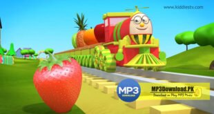 Humpty Train Cartoon Hindi Rhymes Audio MP3 Download