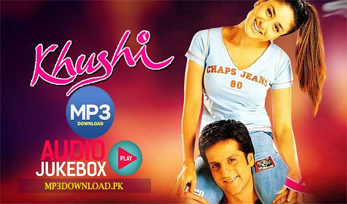Do Ajnabi Chale Ja Rahe Hain MP3 Song Download - Khushi 2003