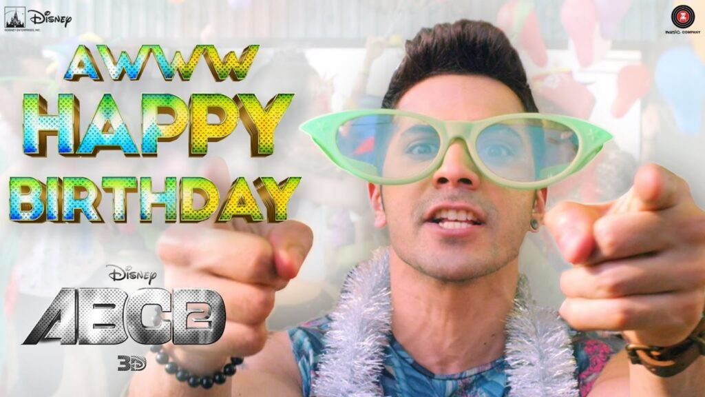 Tera Happy Birthday ABCD 2 Free Audio MP3 Download