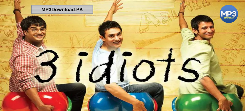 All is Well Remix MP3 Song Download 3 Idiots Movie