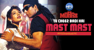 Tu Cheez Badi Hai Mast Mast MP3 Download