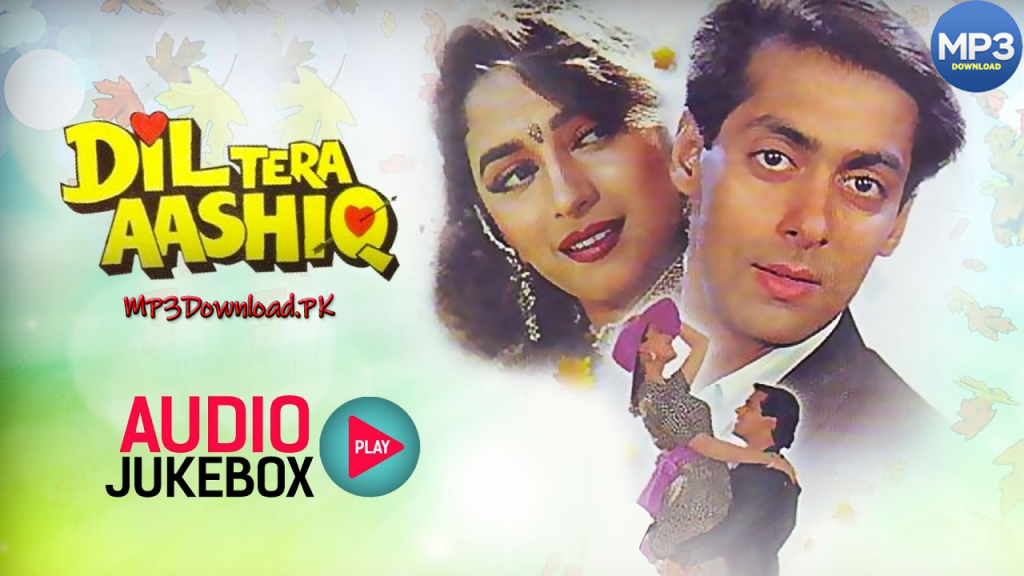 Dil Tera Aashiq Audio Song MP3 Download 1993