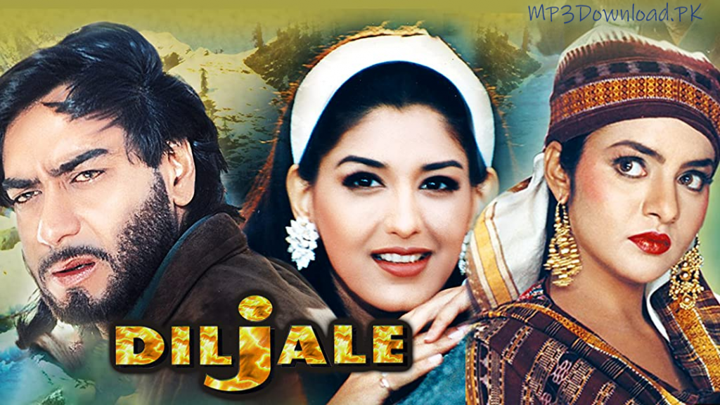 Ek Baat Main Apne Dil Mein Liye MP3 Download DilJale 1996