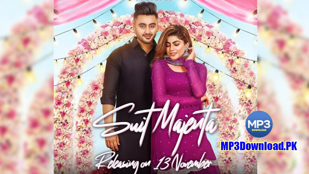 Suit Majenta Ravneet New Song MP3 Download