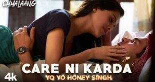 Care Ni Karda Song MP3 Download Chhalaang