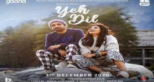 Yeh Dil Rochak Kohli Song MP3 Download