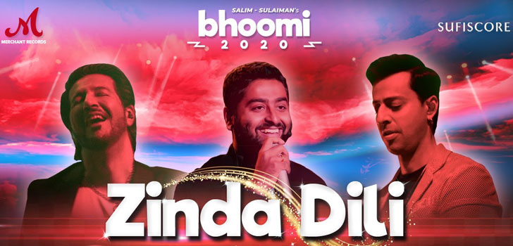 Zinda Dili Arijit Singh New Song MP3 Download Salim Sulaiman