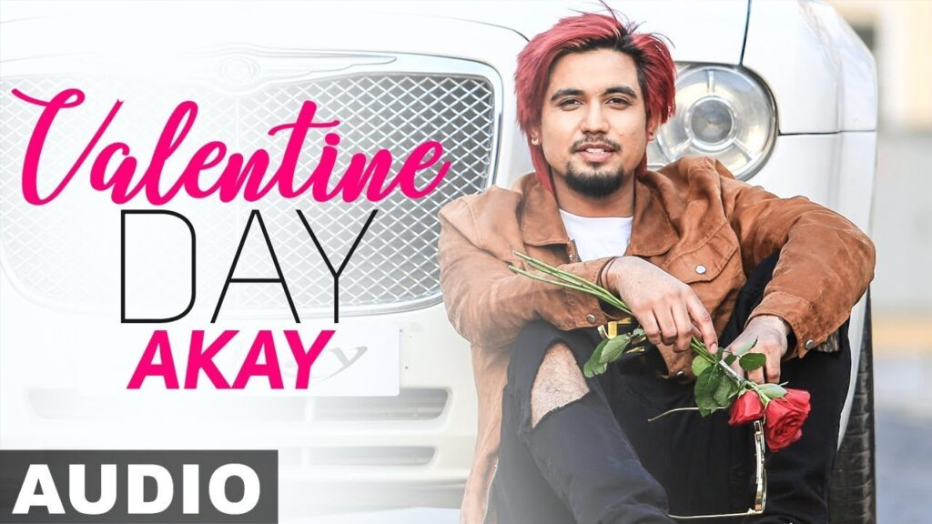 Valentine Day MP3 Song Download - A Kay