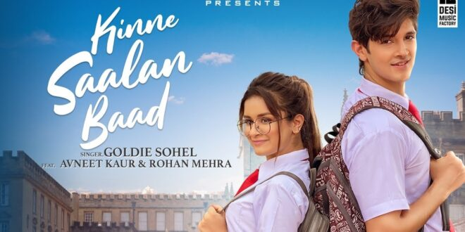 Kinne Saalan Baad Goldie Sohel MP3 Song Download