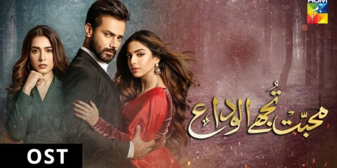 Mohabbat Tujhe Alvida OST MP3 Download - Title Song - HUM TV Drama
