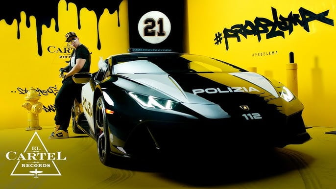 Problema Daddy Yankee MP3 Song Download