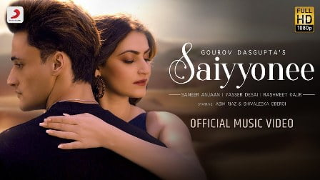 Saiyyonee Yasser Desai MP3 Song Download