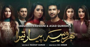 Bharosa Pyar Tera OST MP3 Download - Title Song - Har Pal Geo