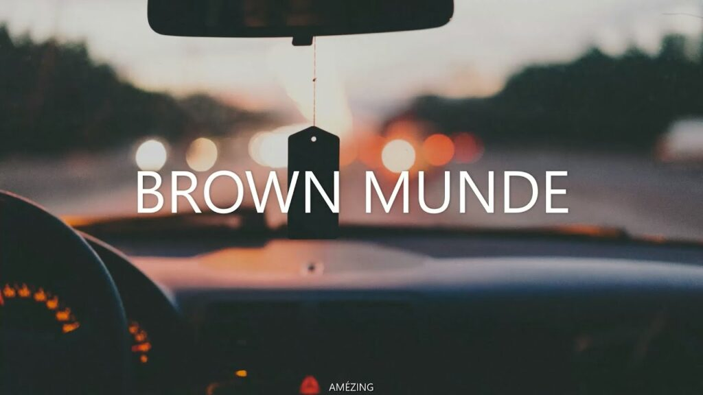 Brown Munde AP Dhillon MP3 Song Download