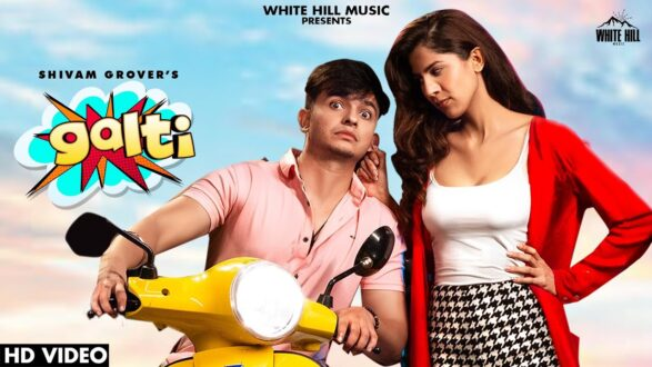 Galti Shivam Grover MP3 Song Download