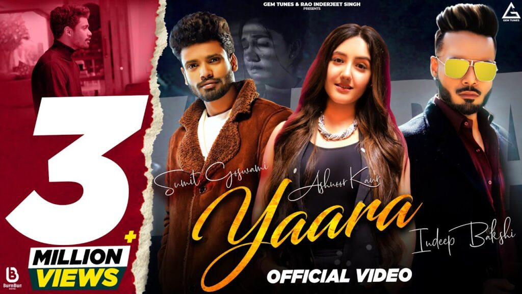 Yaara Sumit Goswami MP3 Song Download