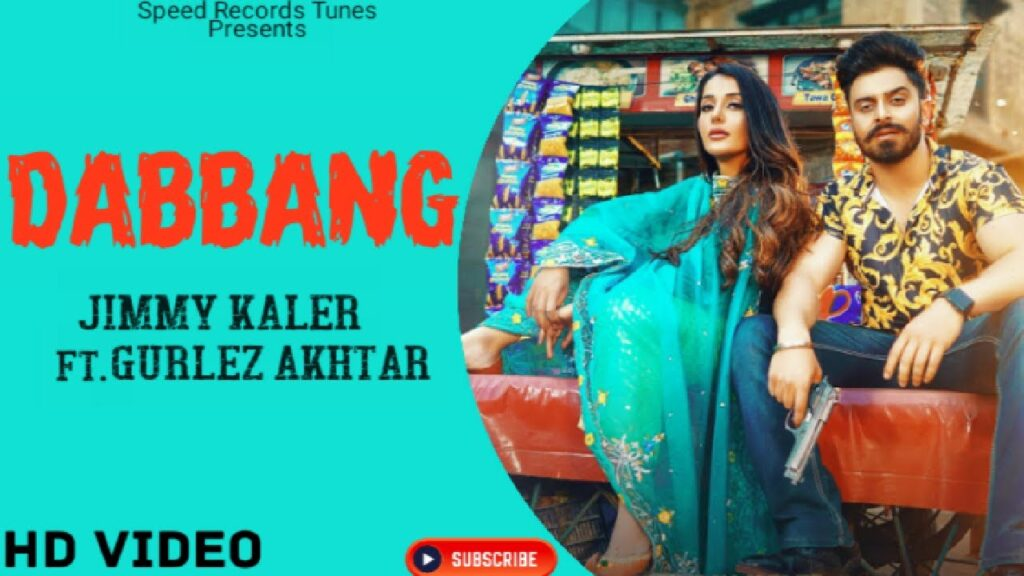Dabbang Jimmy Kaler MP3 Song Download