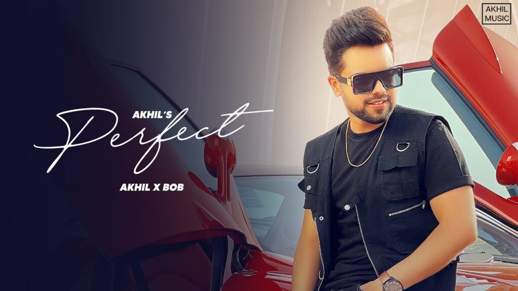 Perfect Akhil Latest Song MP3 Download 2021