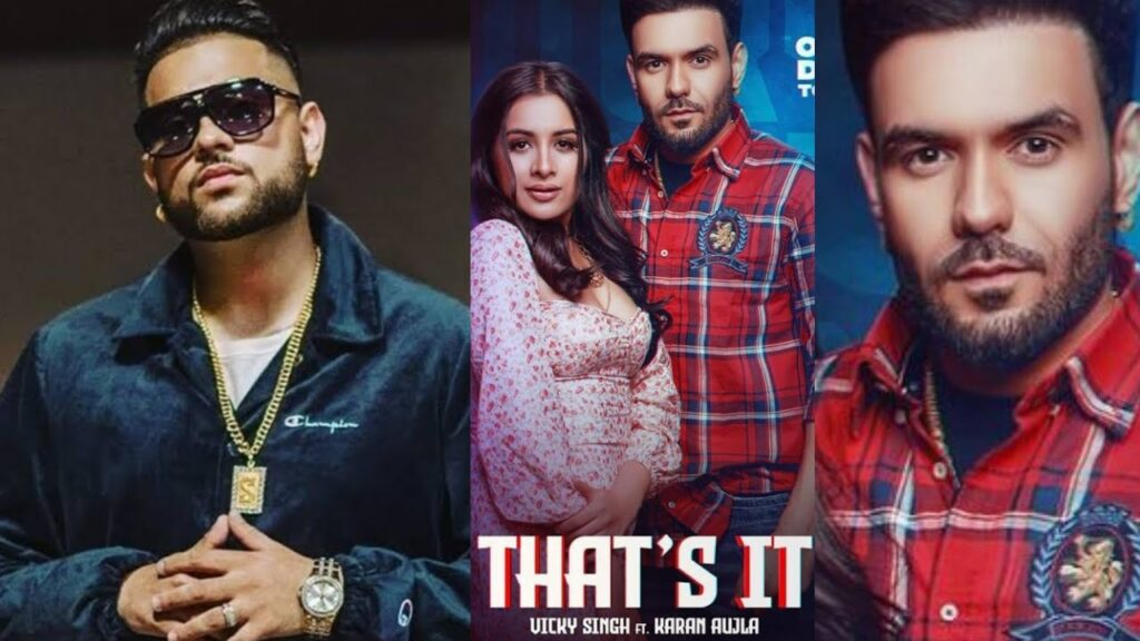 Thats It Vicky Singh MP3 Download - Punjabi Songs 2021
