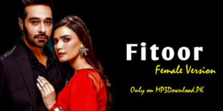 Fitoor OST Female Version MP3 Download - Aima Baig